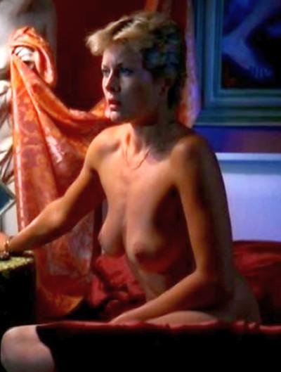 Grazyna Szapolowska Nude